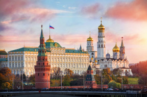 города, столицы, россия, дворцы, москва, кремль
