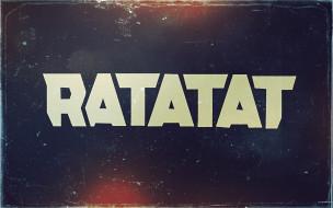ratatat, музыка, логотип