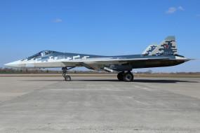 россия, su-57, сухой, боевые самолеты, истребитель, авиация, ввс, су-57