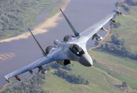 сухой, истребитель, россия, ввс, су-35, авиация, боевые самолеты, su-35