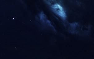 вселенная, галактика, туманность, звезды