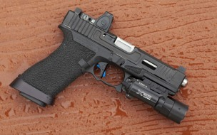 9mm, istol, g17, f mk 2