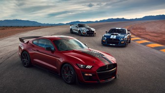 shelby, форд, купе, ford mustang, трек, gt500, 2020