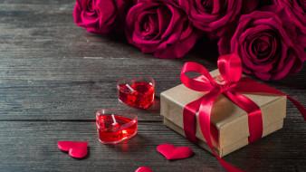 любовь, сердечки, романтика