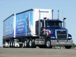 Обои Mack Trucks Грузовики Автомобили.