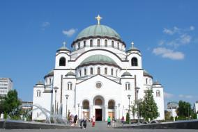 саввы, церковь, храм, православие, христианство, религия, святого, собор, собор святого саввы, столицы, города, сербия, белград
