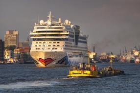 корабли, лайнеры, лайнер, круиз