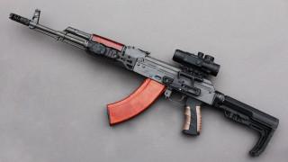 AK-47, АКМ, custom, кастом, автомат