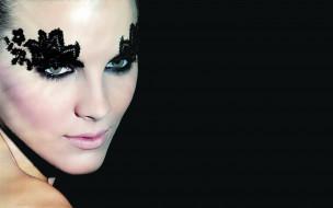 девушки, -unsort , лица,  портреты, лицо, макияж, кружево, креатив