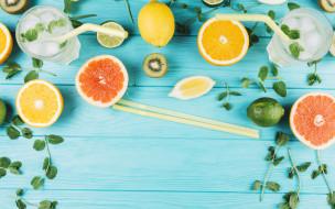 Цитрусовые, фрукты