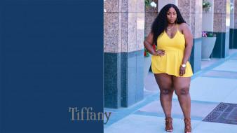 Big Beautiful Woman, model, размера плюс, модель, девушка, plus size, толстушка, Tiffany