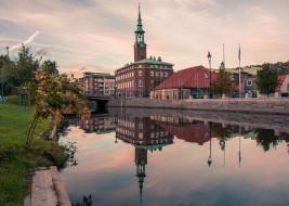 река, Швеция, Гётеборг