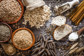 seeds, cereals, variety, table