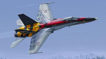 авиация, боевые самолёты, cf-188a, mcdonnell, douglas, hornet