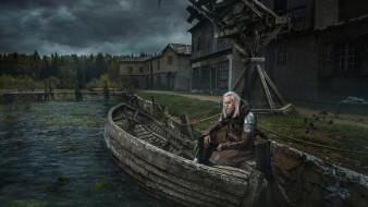 лодка, Ведьмак