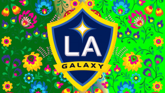 спорт, эмблемы клубов, фон, логотип, la, galaxy