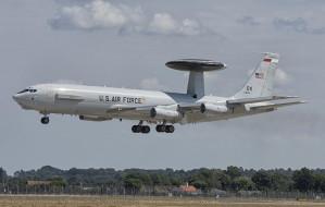 boeing e3b, авиация, боевые самолёты, ввс