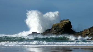Волна, море