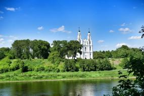 церковь, храм, Белоруссия, Полоцк, Софийский собор, православие