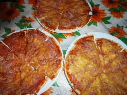 пицца, еда