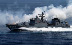 японские морские силы самообороны, hayabusa, ракетные катера, военный корабль, вмс японии, jmsd, япония