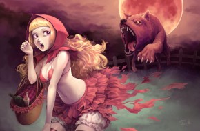 волк, Красная Шапочка