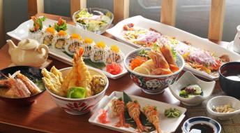 азиатская, кухня