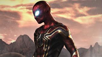 spider man far from home, 2019, человек паук вдали от дома, комедия, боевик, фантастика