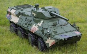 БТР-3Е, CPWS-30, ОКБ имени Морозова, Украина