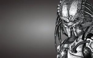 инопланетянин, хищник
