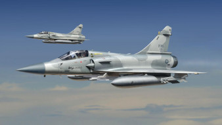 мираж, artwork, 2000, военный самолет, военная авиация