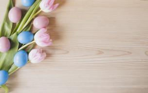цветы, тюльпаны, весна, Пасха