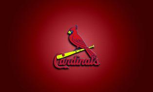 фон, St, Louis Cardinals, логотип