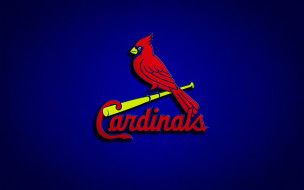 Louis Cardinals, St, фон, логотип