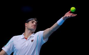 Американский, Джон Изнер, теннисист, профессиональный