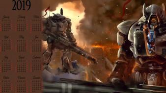оружие, робот