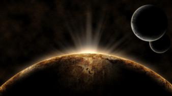 вселенная, галактика, планеты, звезды