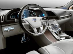 руль, салон, Volvo
