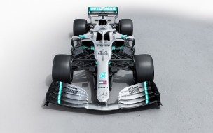 f1 2019, болид, гоночный автомобиль, мерседес, eq power, formula 1, lewis hamilton, mercedes amg w10