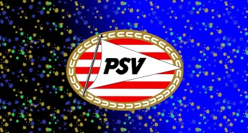 фон, PSV Eindhoven, логотип