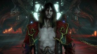 видео игры, castlevania,  lords of shadow 2, вампир, замок, лорд