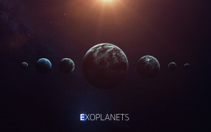 Планеты, Light, Солнце, Планета, Космос, Звезда, Свет
