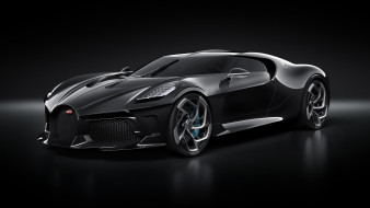 la voiture noire, автосалон женева 2019, гиперкар, бугатти, bugatti