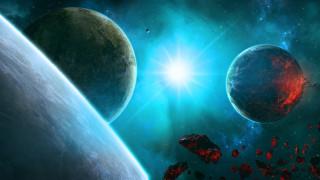 вселенная, планеты, звезды, галактика