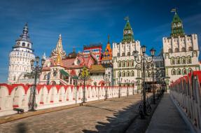 Россия, кремль, Измайлово, Москва, город