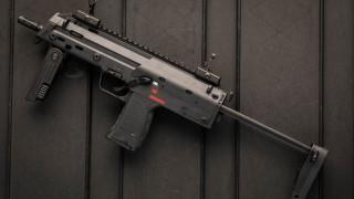 MP7, пистолет пулемёт