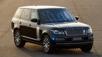 бронированный автомобиль, range rover, sentinel 2019