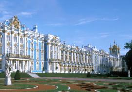 Санкт- Петербург, дворец, Екатерининский, Пушкин, Царское Село