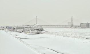 Россия, Пассажирский порт, Санкт-Петербург