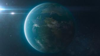 звезды, галактика, вселенная, планета